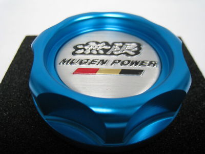MUGEN Style Engine Oil Filler Cap (BLUE) H22A B18A B18C