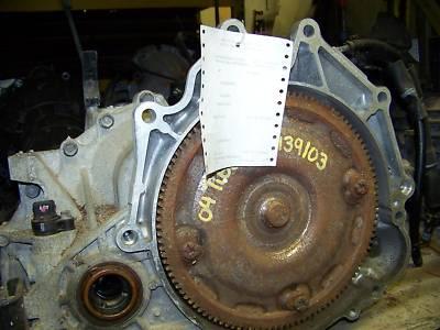 2004 Hyundai Tiburon Automatic Transmission 07C004