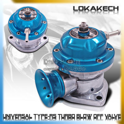 Universal Fit TypeRS / S JDM Turbo Blow Off Valve Blue