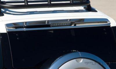 3rd Brake Light Cover Chrome Trim Accessories