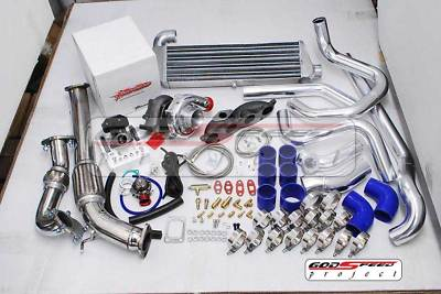 TURBONETICS turbo kit 0206 ACURA RSX DC5 bolt on K20