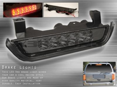 9398 JEEP GRAND CHEROKEE FULL LED BRAKE LIGHT SMOKED
