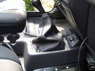 Jeep Wrangler Cherokee Manual Transmission shifter Boot