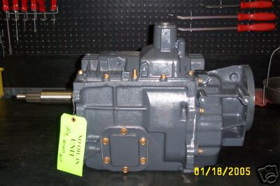Chevy / GMC NV4500 5speed Manual Transmission