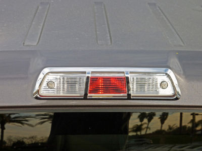 20092010 FORD F150 TFP CHROME 3RD BRAKE LIGHT COVER