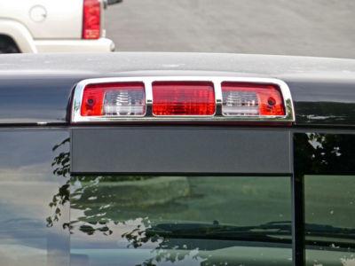 20092010 DODGE RAM 1500 CHROME 3RD BRAKE LIGHT COVER