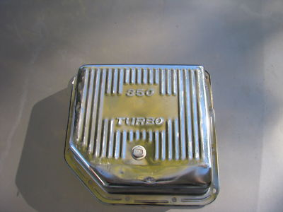 Turbo 350 deep transmission pan.