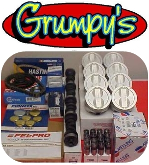 87 88 89 Chevy Car 350 5.7L V8 ENGINE REBUILD KIT