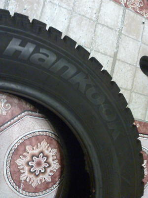 4 HANKOOK I PIKE WINTER TIRES 185/65 R15  88T