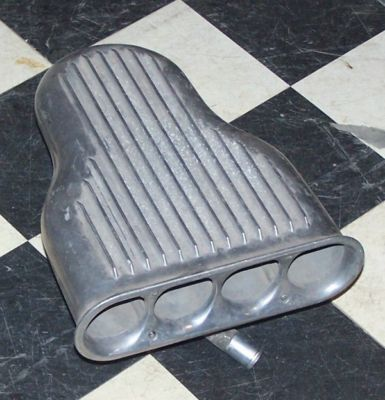 Air Cleaner Air Breather Cal Custom Blower Scoop CC