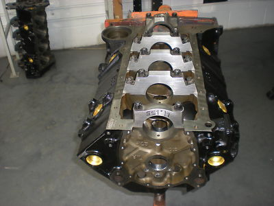 GM BoTie Engine Block
