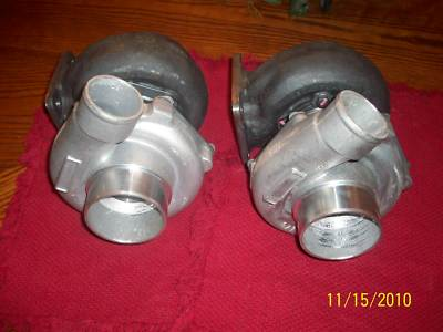 50mm Gart turbo chargers