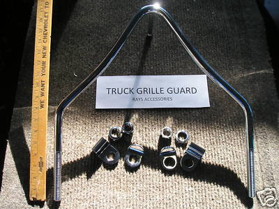 47 48 49 50 51 52 53 CHEVY GMC TRUCK BUMPER GRILL GUARD