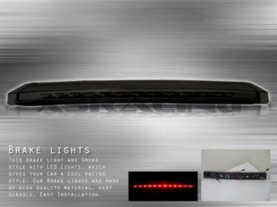 9904 FORD MUSTANG FULL LED 3RD BRAKE TAIL LIGHT SMOKED