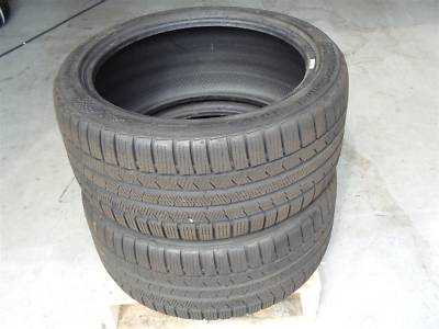 18″ WINTER TIRES 265/35R18 ContiWinterContactTS810S