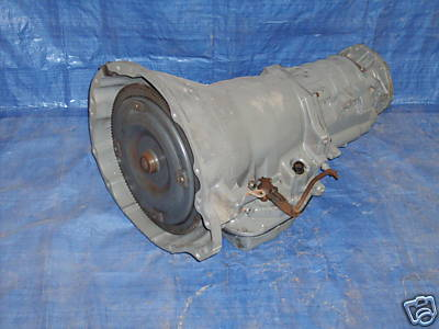 FORD REBUILT AUTOMATIC TRANSMISSION 4X4