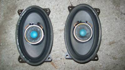Porsche 951 944 Turbo S2  Rear Blaupunkt Speakers, OEM