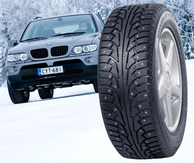 255 55 18 Nokian HAKKAPELIITTA 5 Snow Winter Tires Set4