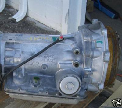 1997 Corvette Transmission 4L60E 4 speed automatic