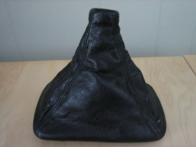 Leather Shift Boot/Bag Toyota MR2 Turbo  No Reserve