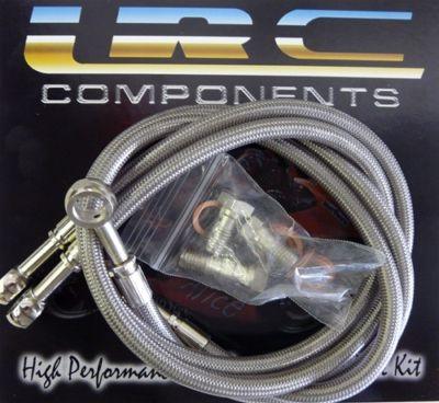 Honda CBR1000 Stainless Steel Rear Brake Line Kit 0809
