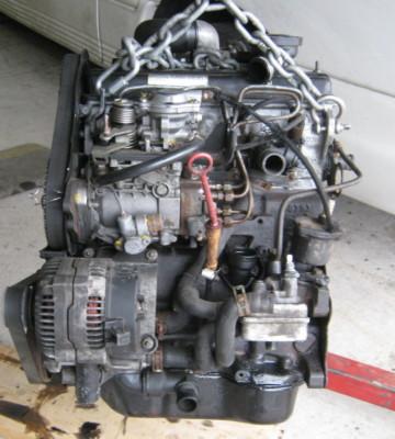 AAZ VW DIESEL ENGINE