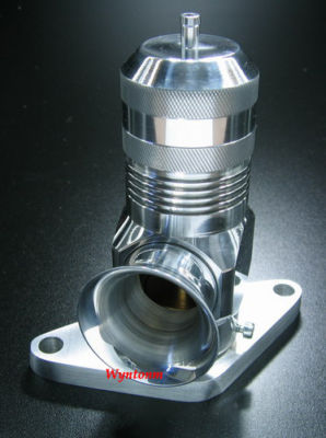 WRX Turbo TYPEH/ RFL BOV Blow off Kit 0207  B1