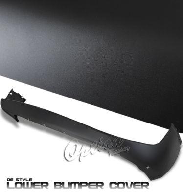 19942001 DODGE RAM 1500 2500 LOWER BUMPER COVERBLACK