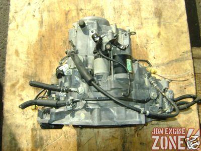88 91 Honda Prelude Automatic Transmission B20A B21A
