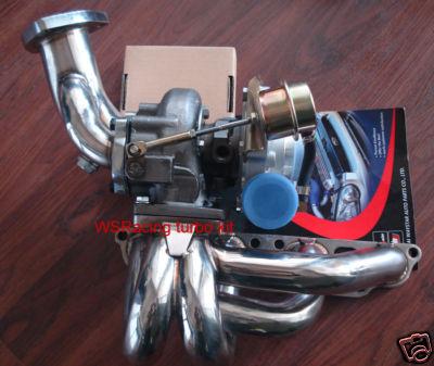 NISSAN Silvia S13 CA18 CA18DET turbo kit bolt on