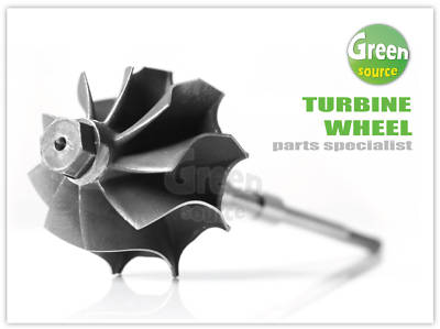 Turbo Turbine Shaft Wheel for Gart GT17 4345330002