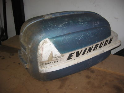 eviude 25hp big twin aquasonic engine cover