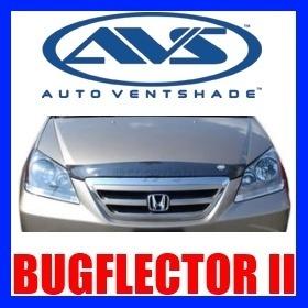 25043 AVS Bug Hood Shield Honda Odyssey 2008 2009 2010