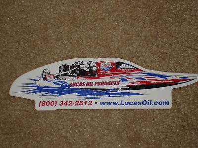 Lucas window sticker oil additives engine parts