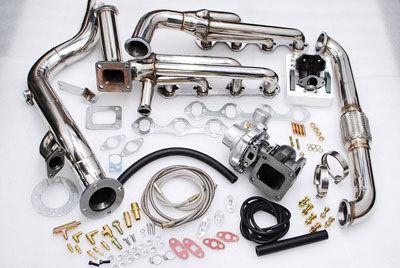 mustang v8 7980818283 fox body t4 turbo kit 500hp