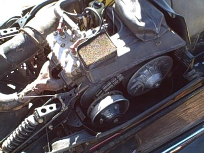 Rotax 521 Engine , Running , complete