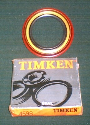 TIMKEN AUTOMATIC TRANSMISSION FRONT SEAL PART #4598