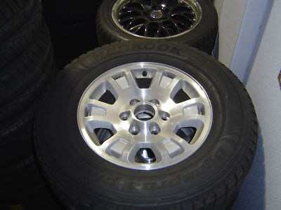GMC Yukon Sierra  Tahoe Silverado winter tires wheels