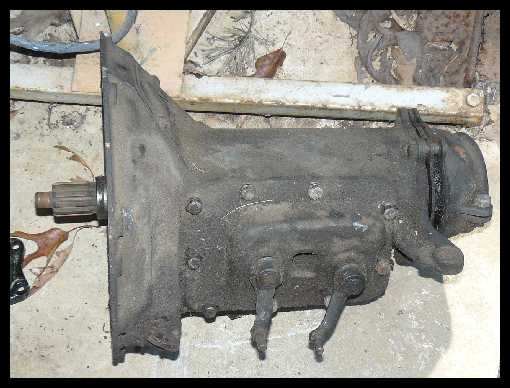 1940 Ford Flathead Manual Transmission