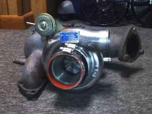 Integra GSR B18 B16 GREDDY Turbo Kit TD05 18G POLISHED