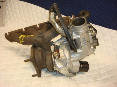 1.8T AUDI VW MK5 KKK TURBO CHARGER K03 06F 145 701D USE