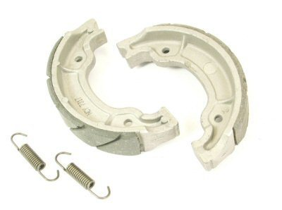 Drum brake shoes United matrix 150XX 150II baja sc150