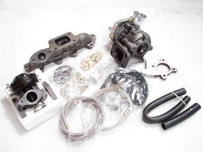 94959697 accord f22b f23a closeport T3 turbo kit