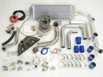 9600 CIVIC B16 B18 B20 T3T4 REV SPEED FULL TURBO KIT