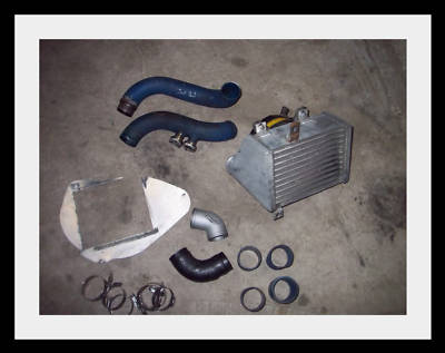 Greddy Toyota MR2 Turbo Intercooler Kit '91'93  Gauge