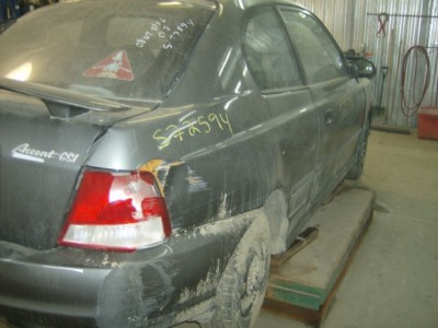 01 02 03 04 05 06 HYUNDAI ACCENT MANUAL TRANSMISSION
