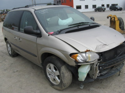 03 04 CARAVAN AUTOMATIC TRANSMISSION 3.3L 4 SPD