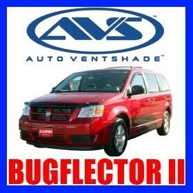 25037 AVS Bug Hood Shield Dodge Caravan 20082010