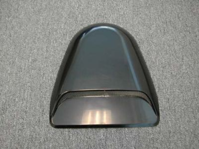 Black Air Flow Hood Scoop Integra 94 95 9601 97 LS RS