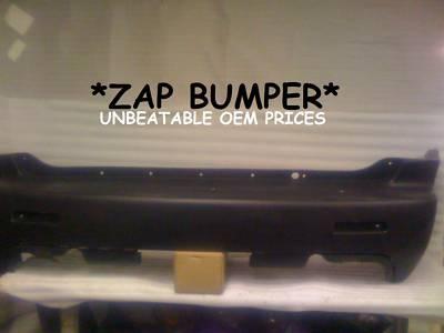 2006 07 08 09 Chevrolet Trailblazer SS Rear Bumper OEM